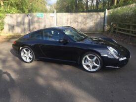Porsche 911 3.6 997 Carrera 2dr