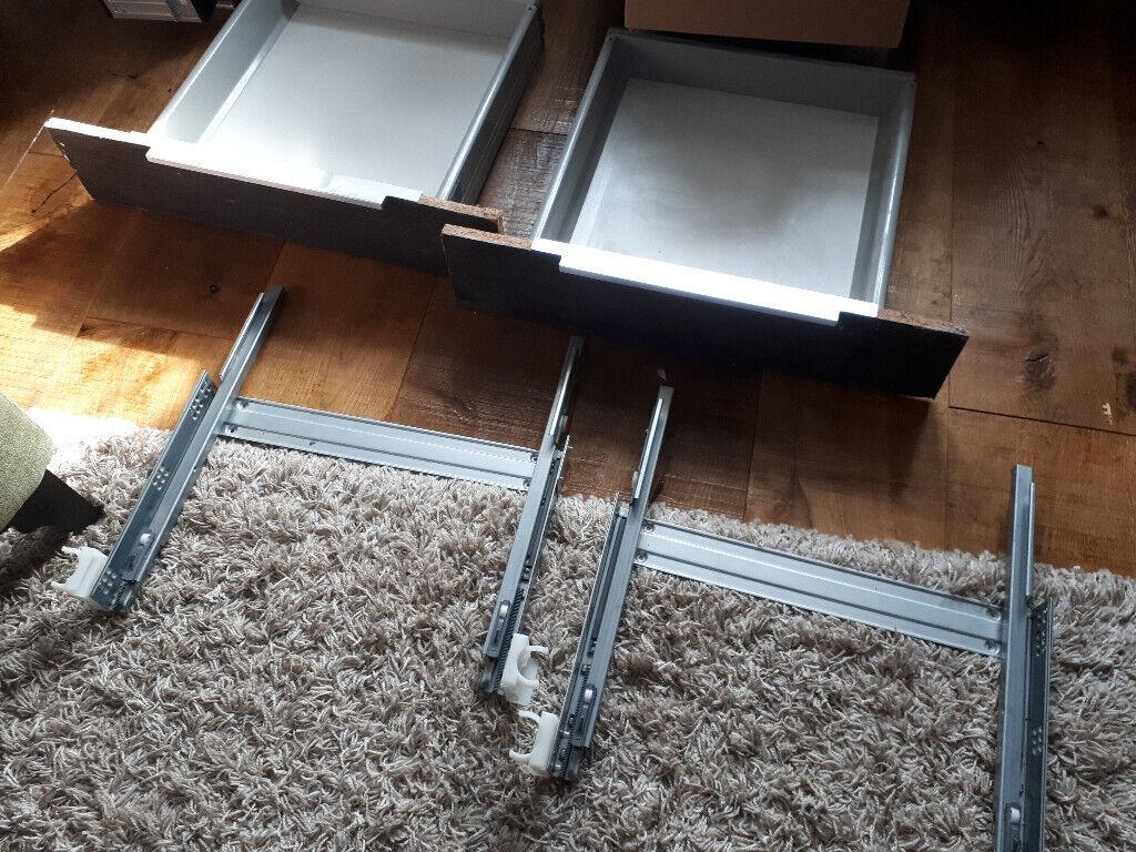 2x Ikea Kitchen Plinth Drawers | in Gloucestershire | Gumtree