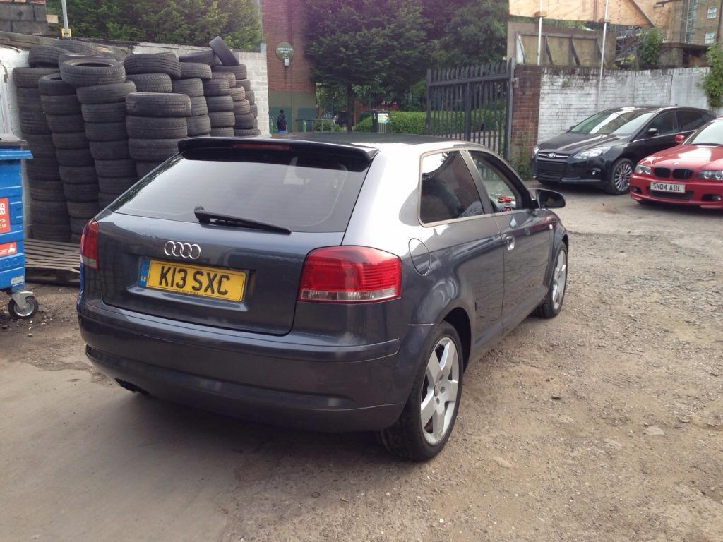 audi a3 2 0 litre tdi sport in moseley west midlands gumtree. Black Bedroom Furniture Sets. Home Design Ideas