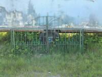 ORNATE DRIVEWAY GATES