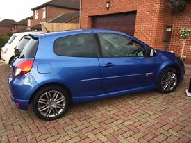 Renault Clio GT dci 106 bhp 1.5 diesel Panoramic Roof, Electric Sunroof