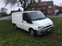 2006 ford transit swb ply lined 131k £1000