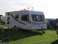 Bailey Pegasus ancona 2011 single axle 6 berth caravan mint condition priced to sell