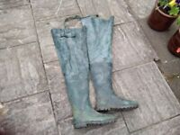 Size 8 waders