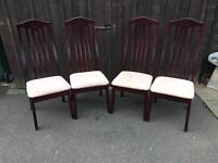 Dining Chairs ( Can Deliver )