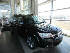 2010 Dodge Journey R/T AWD, HEATED LEATHER, 1 TAX!