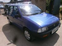 1997 SUZUKI ALTO 1.0 GL FULL AUTOMATIC, 5DOOR, HATCHBACK, DRIVES VERY NICE, HPI CLEAR, CHEAP TO RUN