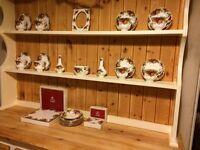 Old Country Rose Royal Albert tea set