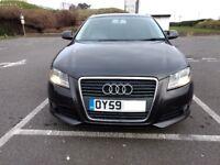 Audi A3 5 door 1.6 TDI Sportback £20 Road Tax Auto start/stop