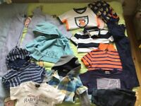 Boys designer clothing bundle. Age6