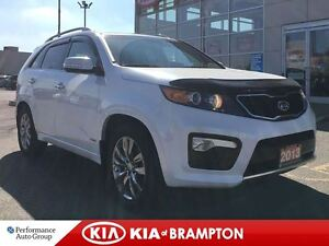 2013 Kia Sorento SX SEVEN PASSENGER LEATHER NAVIGATION LOADED!!