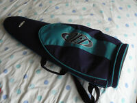 Gig bag for tenor saxophone