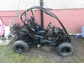Kids go kart buggy