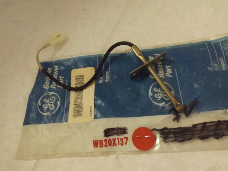GENERAL ELECTRIC STOVE WB20X137 OVEN SENSOR NEW
