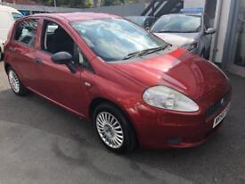 2006 56 Fiat Punto 1.2 Active *Long Mot* Broad Street Motor Co