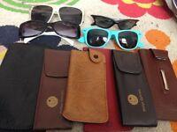 Sunglasses & Cases Bundle