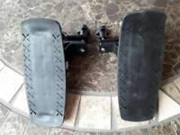 Kayak combi rack