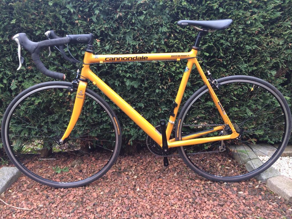 ba69d17c5c0 Amazing Cannondale CAAD3 vintage road bike   in Stockton-on-Tees ...