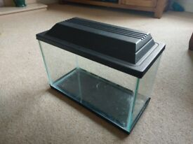15 Litre Fish Tank with air pump