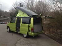 HI SPEC MAZDA BONGO MOTOR CARAVAN/CAMPER VAN/STYLISH CAMPER CONVERSION/STUNNING COLOUR4/5 BERTH