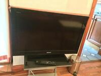 "Sony BRAVIA 32"" Plasma screen 3D TV Free delivery nottingham area"