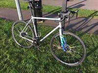 Genesis Day One 2015 Road Race Bike, Di2, Carbon Fork, Reynolds 725, RRP £1995