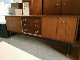 Large G-plan retro sideboard
