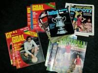 1970s football magazines