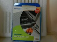 Kensington Notebook Lock New & Boxed