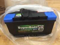 Deep Cycle Leisure Battery 12V