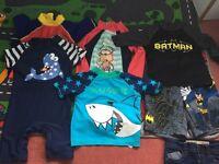 Selection of Boys swim wear