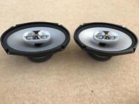 Speakers 6x9 Infinity 9623i