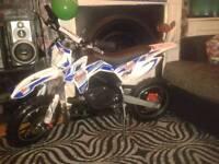 800w electric dirtbike