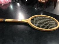 Vintage MasterWin tennis racquet