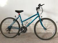 Mountain bike with lights SOLD