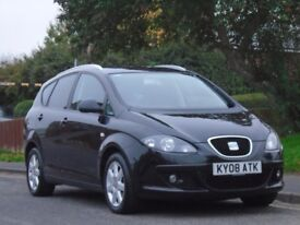 Seat Altea Xl 2.0 TDI Stylance 5dr£2,299 p/x welcome 2 OWNERS,GOOD SERVICE,NICE CAR