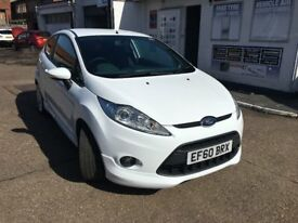 FORD FIESTA SERVICE HISTORY / 44000 MILES