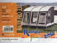 Caravan Porch Awning - Kampa Rally Pro 330