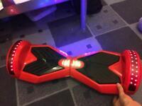 Segway swegway hoverboard self balance scooter lamborghini led Bluetooth