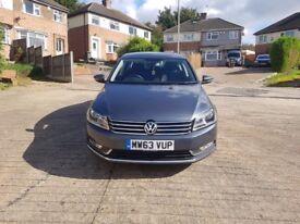 £115/W PCO Car Hire, VW Passat 1.6 diesel, Manual, Very Economic.