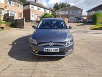 £115/W PCO Car Hire, VW Passat 1.6 diesel, Manual, Very Economic.