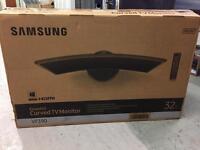 "Samsung 32"" HD curved tv and monitor SAM_U32F390"