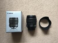 MINT Canon EF-S 15-85 mm Lens