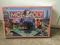 Sunderland Monopoly brand new