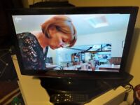 "Samsung 22""lcd tv"