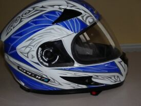 Spada Intro motorbike/scooter helmet.