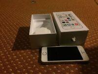 apple iphone 5s white gold unlocked any network ee orange o2 02 vodafone tesco 3 id asda virgin