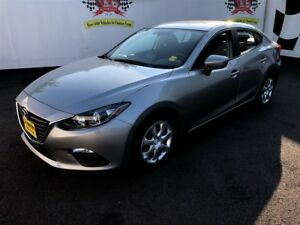 2016 Mazda Mazda3 GX, Auto,  Bluetooth, Back Up Camera, 37,000km