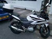 Honda CBF125 12K Miles