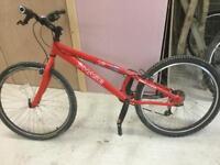 M.A.D phase 1.2 trials bike £140